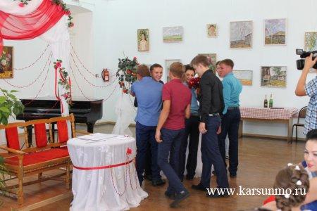 В рамках проведения 3 регионального Фестиваля национальных свадеб