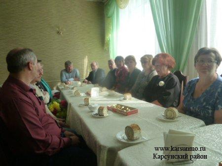 "Заседание Совета НКО ""Фонд поддержки творческой молодёжи имени А.А. Пластова"""