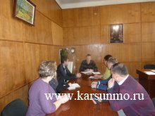 Семинар-совещание со специалистами администраций сельских поселений по обучению навыкам антикоррупционной экспертизы правовых актов