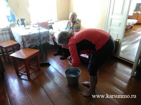 Итоги благотворительной акции «Наполни социальный погребок»   по Карсунскому району
