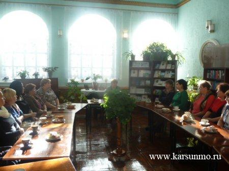 Круглый стол в преддверии праздника Дня сельской женщины