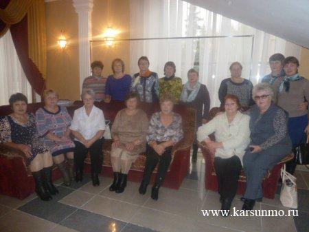 Торжественное мероприятие, посвящённое Международному Дню сельских женщин