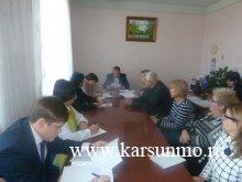Заседание межведомственной комиссии по профилактике наркомании, пьянства и алкоголизма