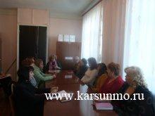 Состоялось очередное заседание районного Женского Совета