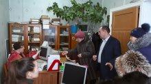 """Акция """"Месячник налоговой помощи и финансовой грамотности"""" на территории МО """"Карсунский район"""""""