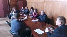Заседание Общественного совета по профилактике коррупции