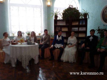 К 215- летию со дня рождения поэта Н.М.Языкова