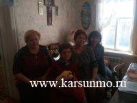 29 марта отмечает своё 90-летие Мельникова Александра Ивановна