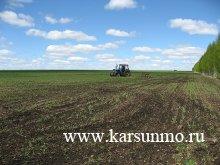 Информация о ходе подготовки к весенне – полевым работам 2018 года по хозяйствам МО «Карсунский район» на 3 апреля 2018 г.