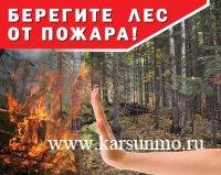 С 16 апреля 2018 года на территории Ульяновской области начался пожароопасный сезон в лесах!!!
