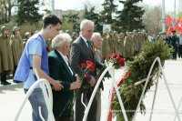 Более 300 ветеранов Ульяновской области приняли участие в митинге-реквиеме, посвященном 73-й годовщине Победы