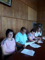 Расширенное заседание штаба по рынку труда  при администрации  муниципального образования «Карсунский район»