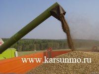 Информация о ходе уборки урожая зерновых культур в Карсунском районе на 20.08.2018 год
