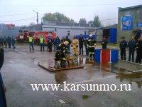 В Ульяновске определили лучшие добровольные пожарные команды и дружины