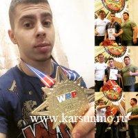 Спортсмен из Карсунского района принимает участие в конкурсе на соискание премии Губернатора