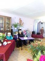 В рамках празднования Дня пожилого человека