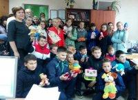 Школьники Карсунской средней школы оказали помощь нуждающимся