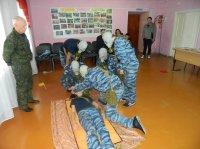 Районное соревнование «Школа безопасности»