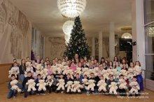 На Кремлёвскую ёлку отправились 53 школьника из Ульяновской области