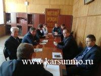 Заседание комиссии по профилактике правонарушений и антинаркотической комиссии