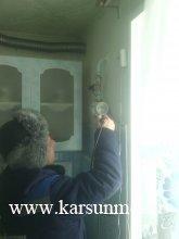 Проверка газового оборудования в жилом комплексе