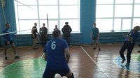 Районные соревнования по волейболу, посвященные памяти Стаса Ковалёва