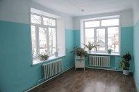 В Языковском подразделении Карсунской районной больницы продолжаются ремонтные работы