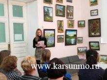 Открытие декады мордовского языка и культуры