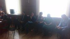 Заседание Совета депутатов МО Карсунское городское поселение Карсунского района Ульяновской области