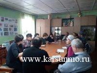 В Карсунском районе прошел семинар руководителей Центров активного долголетия