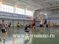 Межрайонные соревнования по волейболу