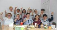 В Карсунском районе состоялась встреча Центров активного долголетия двух районов