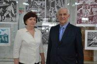 В музее истории Ульяновского госуниверситета открыли выставку «Наследники Великой Победы»