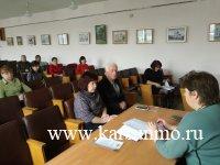 Заседание организационного комитета по подготовке и проведению Дней воинской славы России