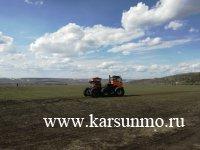 О готовности к весенне-полевым работам аграриев Карсунского района на 15 апреля 2019 года