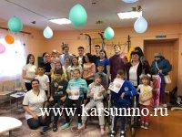 В Карсунском районе прошел спортивный праздник для детей с ОВЗ
