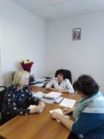 Рабочая поездка в район Уполномоченного по правам человека в Ульяновской области