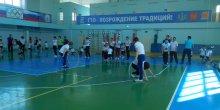 Весёлые старты «Здоровая семья - здоровая Россия!»