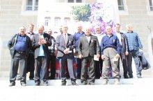 Воинам-интернационалистам вручили медали «30 лет вывода советских войск из Афганистана»