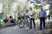 В программу по развитию велодвижения включат все муниципальные образования Ульяновской области