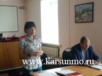 Встреча с предпринимателями муниципального образования «Карсунский район»