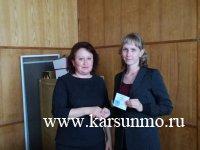 Приступила к работе Молодежная избирательная комиссия муниципального образования «Карсунский район» нового состава