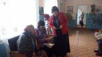 Сухой Карсун встречает районный агитпоезд