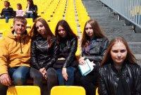 Группа из Карсунского района приняла участие в торжественном открытии «Детских Паралимпийских игр 2019»
