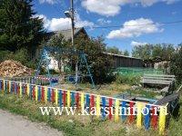 В Карсунском районе началась реализация проектов благоустройства территорий территориальных общественных самоуправлений на средства, которые выделяет Правительство Ульяновской области