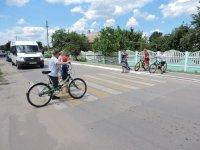 Массовое мероприятие «Велосипед – без бед!»