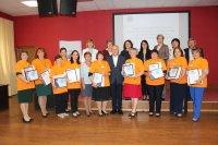 Первый Конкурс профессионального мастерства среди председателей участковых избирательных комиссий в Ульяновской области