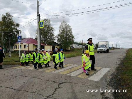 Всероссийская Неделя безопасности дорожного движения
