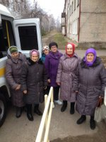 В Карсунском районе работает мобильная бригада