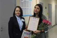 Первая семья в Ульяновской области получила материнский капитал на первенца